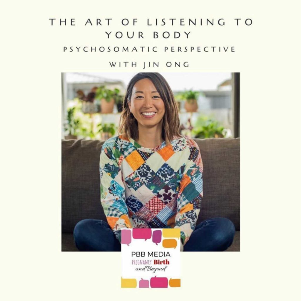 dr jin ong on the pbb media pregnancy birth and beyond podcast