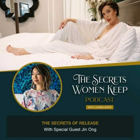 dr jin ong on the lauren white podcast the secrets women keep