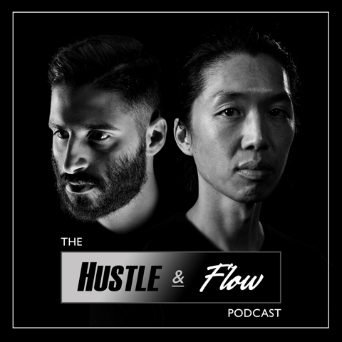 Dr Jin Ong on the hustle and flow podcast by findingspace shaun cooper and leslie lau