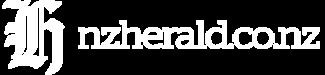 nz herald logo white